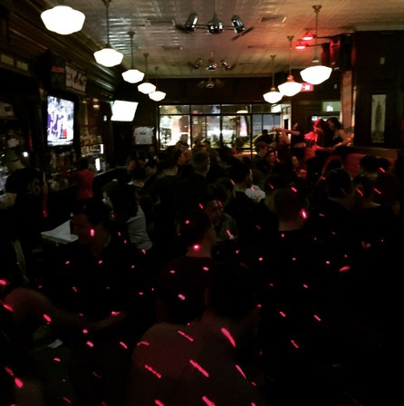 McFadden's NYC Lights
